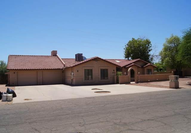 5217 W Whispering Wind Drive, Glendale, AZ 85310 (MLS #6115674) :: Midland Real Estate Alliance