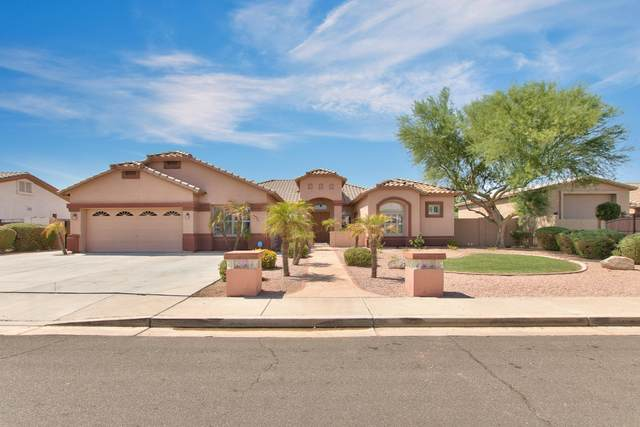 971 E Birchwood Place, Chandler, AZ 85249 (MLS #6115688) :: Riddle Realty Group - Keller Williams Arizona Realty