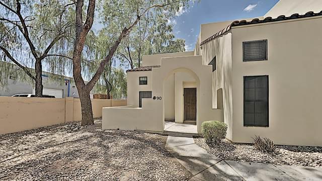 5665 W Galveston Street #90, Chandler, AZ 85226 (MLS #6115706) :: Riddle Realty Group - Keller Williams Arizona Realty