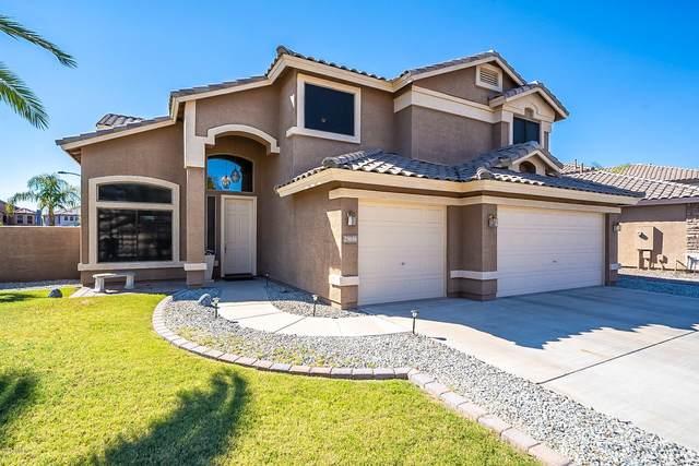 25818 N 68TH Avenue, Peoria, AZ 85383 (MLS #6115717) :: Selling AZ Homes Team