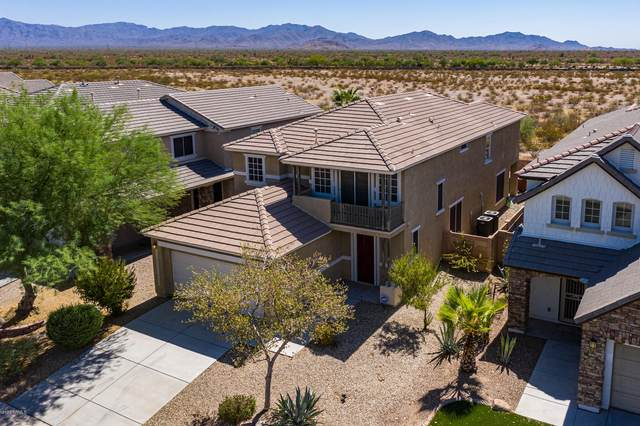 3623 N 292ND Drive, Buckeye, AZ 85396 (MLS #6115721) :: The Property Partners at eXp Realty