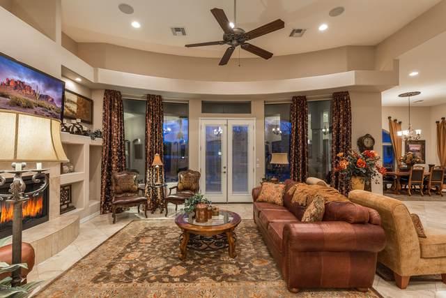 8323 E Canyon Estates Circle, Gold Canyon, AZ 85118 (MLS #6115723) :: The Bill and Cindy Flowers Team