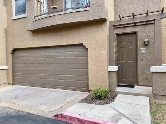 14250 W Wigwam Boulevard #1821, Litchfield Park, AZ 85340 (MLS #6115732) :: Lucido Agency