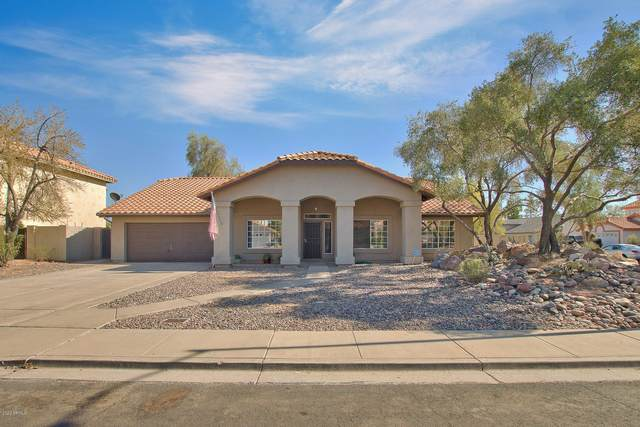 2821 E Minton Street, Mesa, AZ 85213 (MLS #6115733) :: Long Realty West Valley