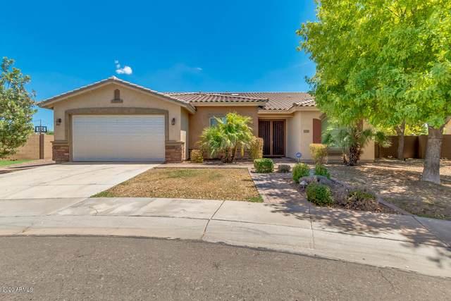 7511 S 71ST Drive, Laveen, AZ 85339 (MLS #6115737) :: Lucido Agency