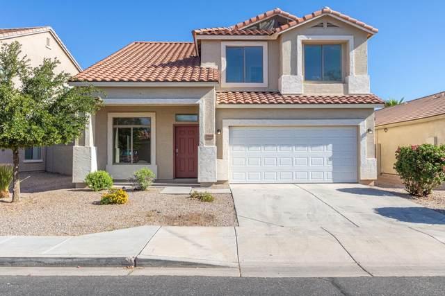 25816 W Globe Avenue, Buckeye, AZ 85326 (MLS #6115740) :: Long Realty West Valley