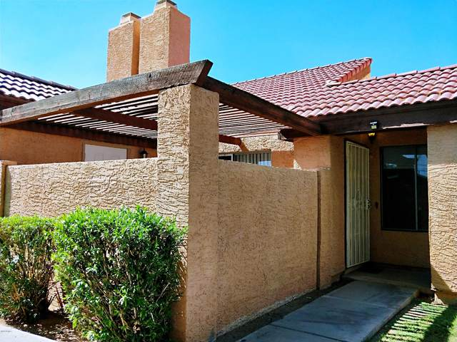 2127 E 10TH Street #3, Tempe, AZ 85281 (MLS #6115741) :: Midland Real Estate Alliance