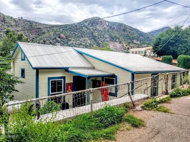 18 Clawson Avenue, Bisbee, AZ 85603 (MLS #6115757) :: Arizona Home Group