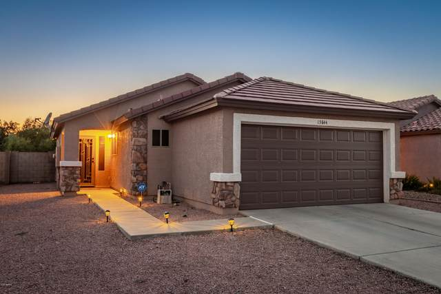 13844 N 150th Lane, Surprise, AZ 85379 (MLS #6115816) :: Scott Gaertner Group