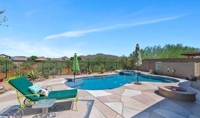 2528 W Coyote Creek Drive, Anthem, AZ 85086 (MLS #6115818) :: Riddle Realty Group - Keller Williams Arizona Realty