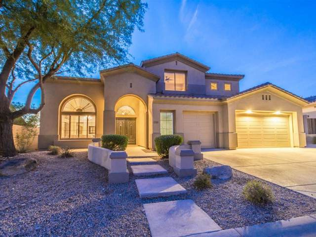 10988 E Winchcomb Drive, Scottsdale, AZ 85255 (MLS #6115828) :: The Everest Team at eXp Realty