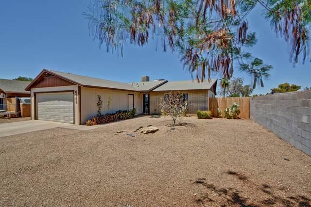 6742 N 64TH Avenue, Glendale, AZ 85301 (MLS #6115836) :: Howe Realty