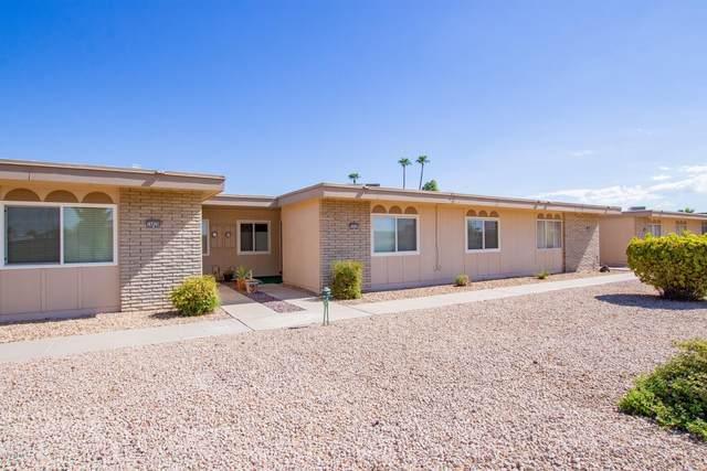16830 N Boswell Boulevard, Sun City, AZ 85351 (MLS #6115843) :: Devor Real Estate Associates