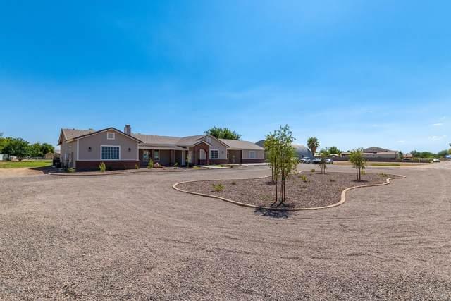 24711 S 222ND Street, Queen Creek, AZ 85142 (MLS #6115884) :: The Bill and Cindy Flowers Team