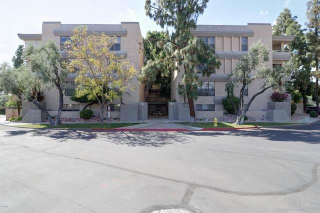 5102 N 31ST Place #424, Phoenix, AZ 85016 (MLS #6115892) :: Howe Realty