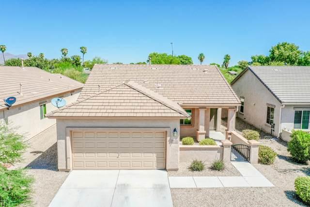 19270 W Woodlands Avenue, Buckeye, AZ 85326 (MLS #6115897) :: Long Realty West Valley