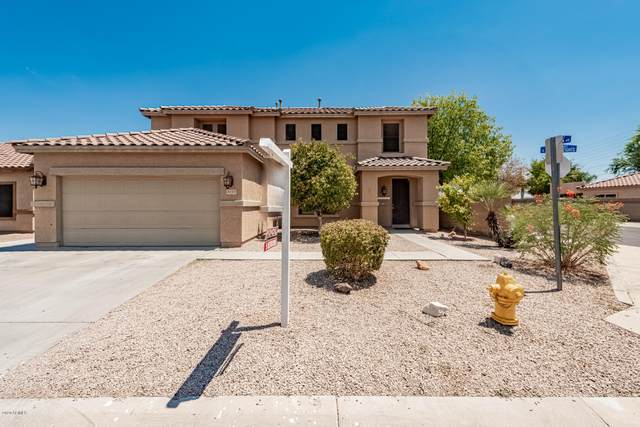 3119 S Sierra Heights, Mesa, AZ 85212 (MLS #6115908) :: Long Realty West Valley