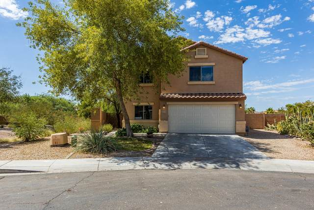 40575 W Sanders Way, Maricopa, AZ 85138 (MLS #6115921) :: Klaus Team Real Estate Solutions