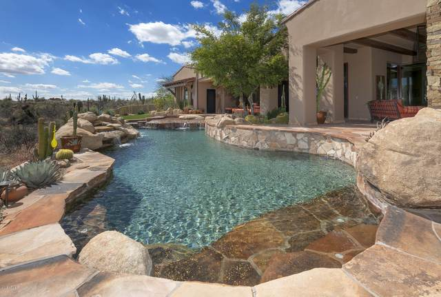 11751 E Blue Sky Drive, Scottsdale, AZ 85262 (MLS #6115930) :: Midland Real Estate Alliance