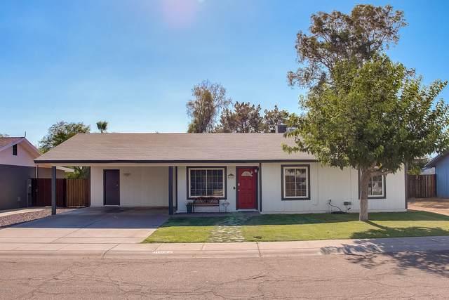 11632 N 58TH Drive, Glendale, AZ 85304 (MLS #6115951) :: Nate Martinez Team