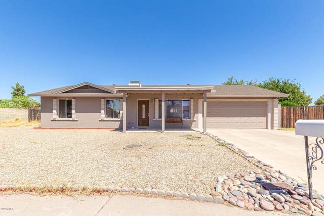 18629 N 22ND Drive, Phoenix, AZ 85027 (MLS #6115954) :: Long Realty West Valley