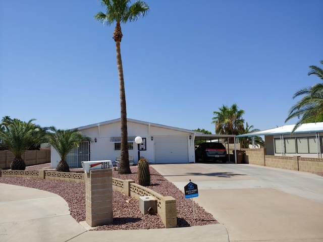 9043 E Eleanor Avenue, Mesa, AZ 85208 (MLS #6115962) :: Long Realty West Valley