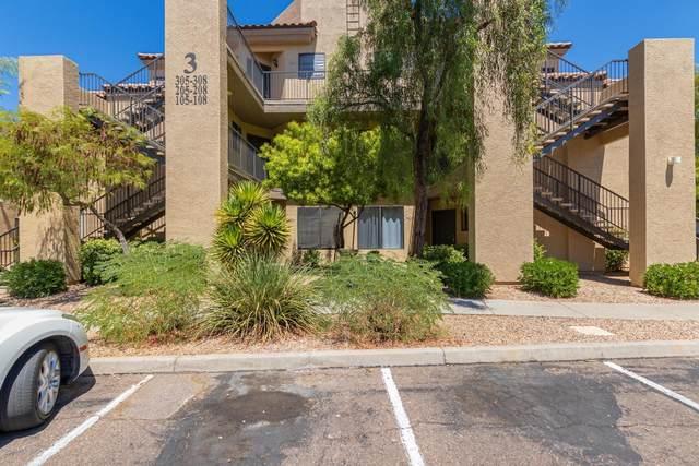 4925 E Desert Cove Avenue #305, Scottsdale, AZ 85254 (MLS #6115963) :: Devor Real Estate Associates
