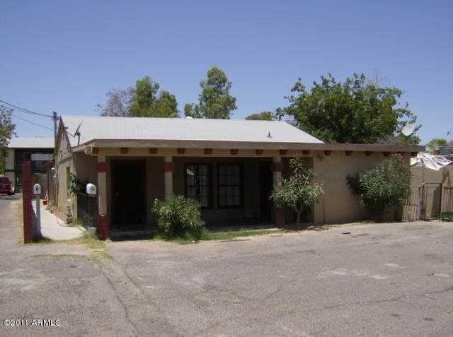 540 S Wilbur, Mesa, AZ 85210 (MLS #6115964) :: Klaus Team Real Estate Solutions