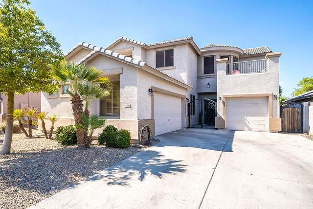 43892 W Roth Road, Maricopa, AZ 85138 (MLS #6115965) :: Riddle Realty Group - Keller Williams Arizona Realty