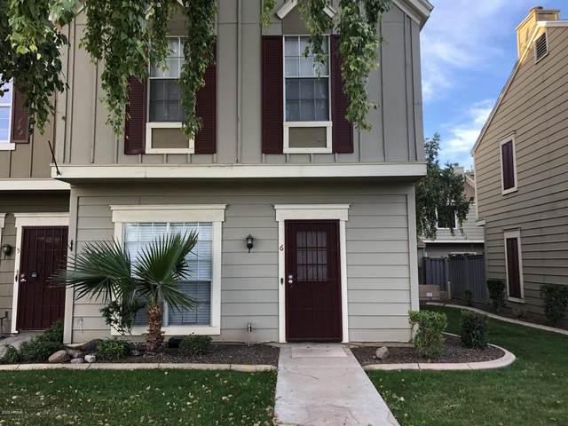 3431 W Kimberly Way #6, Phoenix, AZ 85027 (MLS #6115971) :: Selling AZ Homes Team