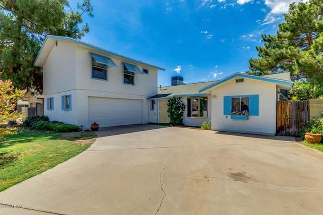8513 E Orange Blossom Lane, Scottsdale, AZ 85250 (MLS #6115978) :: Midland Real Estate Alliance