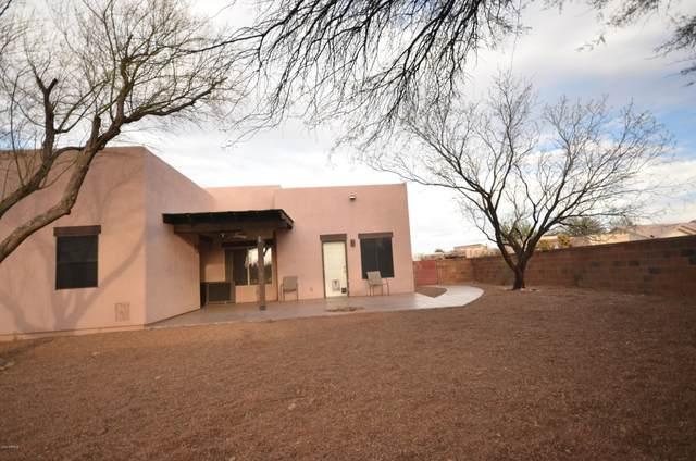 5207 Kylene Place, Sierra Vista, AZ 85635 (MLS #6115991) :: Klaus Team Real Estate Solutions