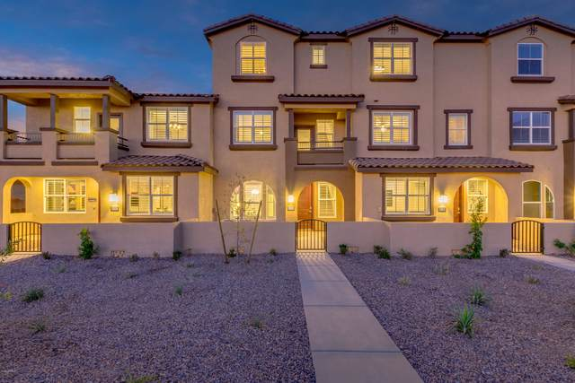 1255 N Arizona Avenue #1153, Chandler, AZ 85225 (MLS #6115993) :: The Bill and Cindy Flowers Team