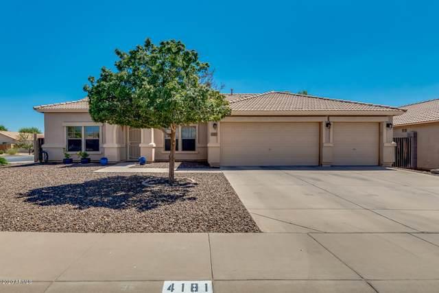 4181 E Camden Avenue, San Tan Valley, AZ 85140 (MLS #6116003) :: Kepple Real Estate Group
