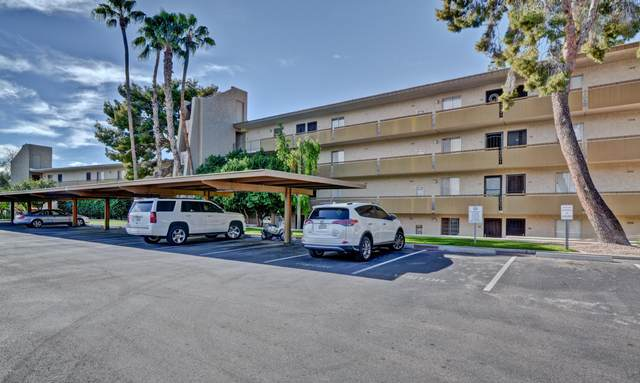 7625 E Camelback Road B342, Scottsdale, AZ 85251 (MLS #6116007) :: Devor Real Estate Associates