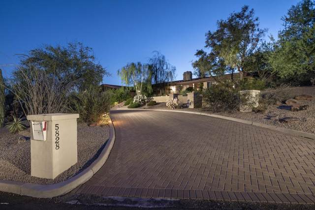 5828 N 39TH, Paradise Valley, AZ 85253 (MLS #6116018) :: Klaus Team Real Estate Solutions