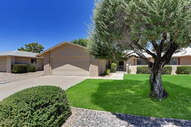 12622 W Prospect Drive, Sun City West, AZ 85375 (MLS #6116024) :: Long Realty West Valley