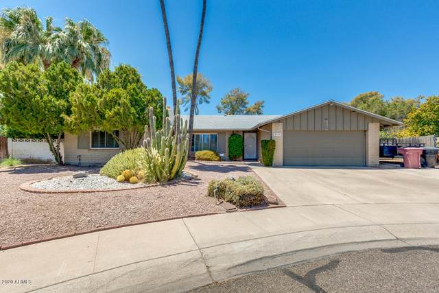 8101 E Buena Terra Way, Scottsdale, AZ 85250 (MLS #6116032) :: The Bill and Cindy Flowers Team