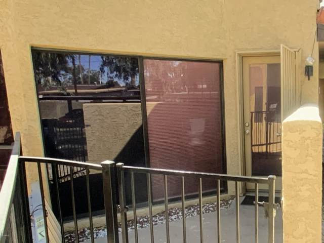3228 W Glendale Avenue W #116, Phoenix, AZ 85051 (MLS #6116041) :: Long Realty West Valley
