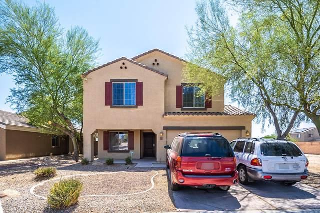 2083 W Pinkley Avenue, Coolidge, AZ 85128 (MLS #6116055) :: Riddle Realty Group - Keller Williams Arizona Realty