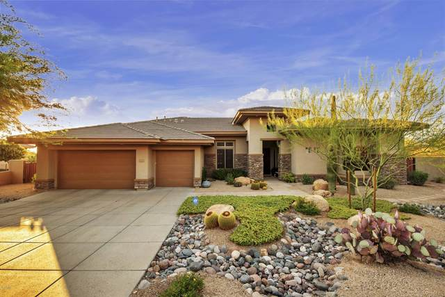 7906 E Balao Drive, Scottsdale, AZ 85266 (MLS #6116056) :: The Bill and Cindy Flowers Team