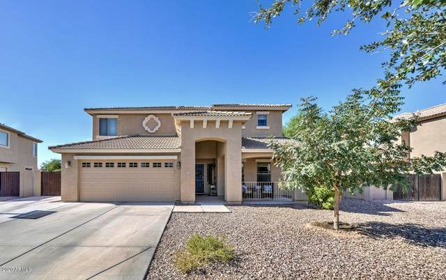 22115 E Calle De Flores, Queen Creek, AZ 85142 (MLS #6116060) :: Long Realty West Valley