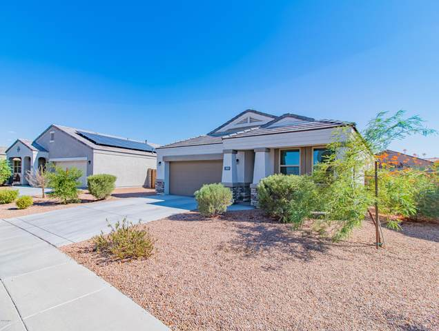 3819 N 298TH Avenue, Buckeye, AZ 85396 (MLS #6116061) :: Long Realty West Valley