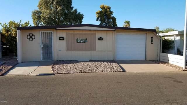 6830 W Mckinley Street #57, Phoenix, AZ 85043 (MLS #6116070) :: Conway Real Estate