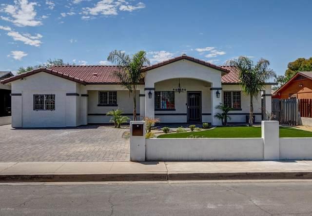 8933 W Campbell Avenue, Phoenix, AZ 85037 (MLS #6116074) :: The W Group