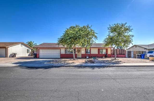 1436 N Rowen, Mesa, AZ 85207 (MLS #6116088) :: The Bill and Cindy Flowers Team