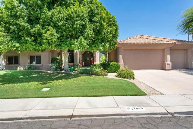 12449 N 91st Way Way, Scottsdale, AZ 85260 (MLS #6116114) :: Yost Realty Group at RE/MAX Casa Grande
