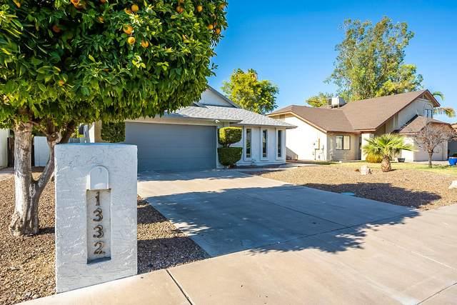 1332 E Mclellan Road, Mesa, AZ 85203 (MLS #6116124) :: Lifestyle Partners Team
