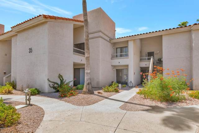9550 N 94TH Place #112, Scottsdale, AZ 85258 (MLS #6116129) :: The Bill and Cindy Flowers Team
