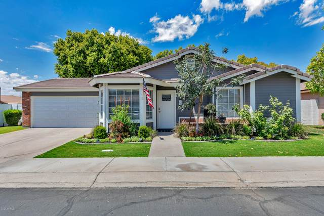 1616 N Alta Mesa Drive #40, Mesa, AZ 85205 (MLS #6116138) :: Lifestyle Partners Team